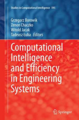 Omslag - Computational Intelligence and Efficiency in Engineering Systems