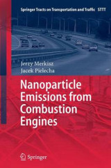 Omslag - Nanoparticle Emissions from Combustion Engines