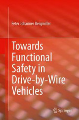 Omslag - Towards Functional Safety in Drive-by-Wire Vehicles