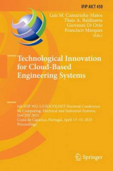 Omslag - Technological Innovation for Cloud-Based Engineering Systems