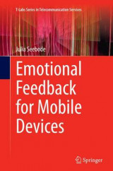 Omslag - Emotional Feedback for Mobile Devices