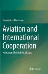 Omslag - Aviation and International Cooperation