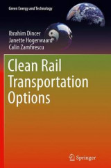 Omslag - Clean Rail Transportation Options