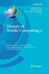 Omslag - History of Nordic Computing 4