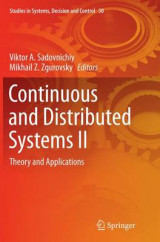 Omslag - Continuous and Distributed Systems II