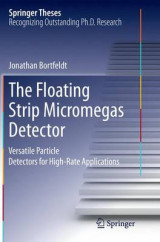 Omslag - The Floating Strip Micromegas Detector