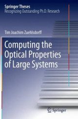 Omslag - Computing the Optical Properties of Large Systems
