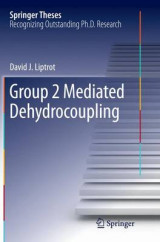 Omslag - Group 2 Mediated Dehydrocoupling