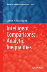 Omslag - Intelligent Comparisons: Analytic Inequalities