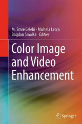 Omslag - Color Image and Video Enhancement