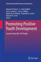 Omslag - Promoting Positive Youth Development
