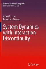 Omslag - System Dynamics with Interaction Discontinuity