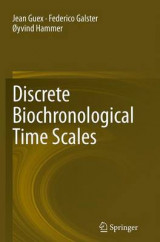 Omslag - Discrete Biochronological Time Scales