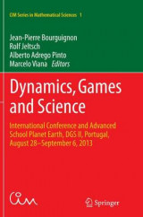 Omslag - Dynamics, Games and Science