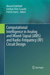 Omslag - Computational Intelligence in Analog and Mixed-Signal (AMS) and Radio-Frequency (RF) Circuit Design