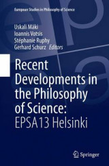 Omslag - Recent Developments in the Philosophy of Science