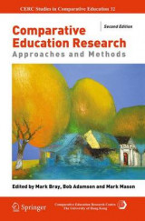 Omslag - Comparative Education Research