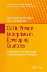 Omslag - Csr in Private Enterprises in Developing Countries