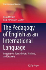Omslag - The Pedagogy of English as an International Language