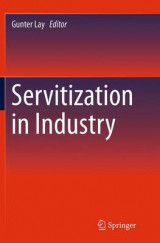 Omslag - Servitization in Industry
