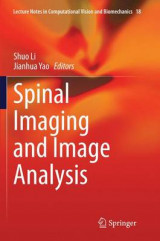 Omslag - Spinal Imaging and Image Analysis