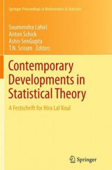 Omslag - Contemporary Developments in Statistical Theory