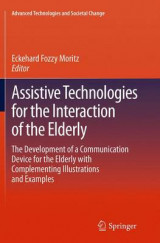 Omslag - Assistive Technologies for the Interaction of the Elderly