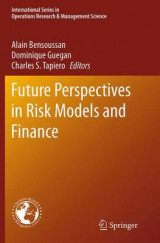Omslag - Future Perspectives in Risk Models and Finance
