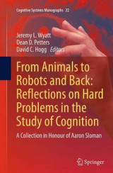 Omslag - From Animals to Robots and Back: Reflections on Hard Problems in the Study of Cognition