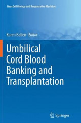 Omslag - Umbilical Cord Blood Banking and Transplantation