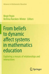 Omslag - From Beliefs to Dynamic Affect Systems in Mathematics Education