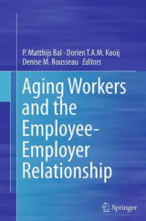 Omslag - Aging Workers and the Employee-Employer Relationship