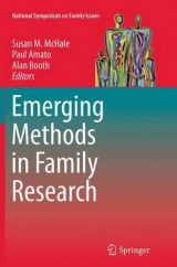 Omslag - Emerging Methods in Family Research