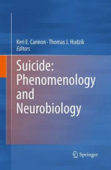 Omslag - Suicide: Phenomenology and Neurobiology