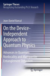Omslag - On the Device-Independent Approach to Quantum Physics