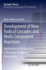 Omslag - Development of New Radical Cascades and Multi-Component Reactions