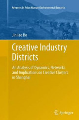 Omslag - Creative Industry Districts
