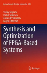 Omslag - Synthesis and Optimization of Fpga-Based Systems