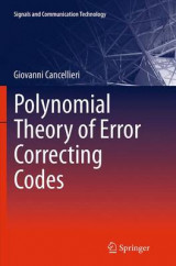 Omslag - Polynomial Theory of Error Correcting Codes