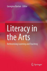 Omslag - Literacy in the Arts