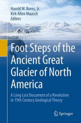 Omslag - Foot Steps of the Ancient Great Glacier of North America