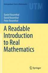Omslag - A Readable Introduction to Real Mathematics