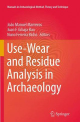 Omslag - Use-Wear and Residue Analysis in Archaeology