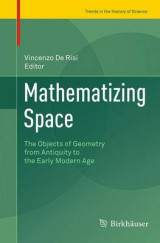 Omslag - Mathematizing Space