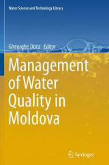 Omslag - Management of Water Quality in Moldova