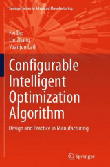 Omslag - Configurable Intelligent Optimization Algorithm