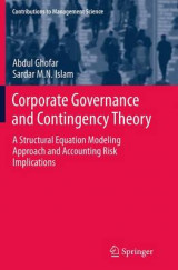 Omslag - Corporate Governance and Contingency Theory