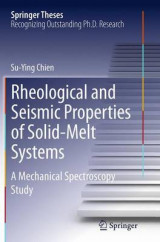 Omslag - Rheological and Seismic Properties of Solid-Melt Systems