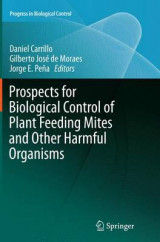 Omslag - Prospects for Biological Control of Plant Feeding Mites and Other Harmful Organisms