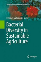 Omslag - Bacterial Diversity in Sustainable Agriculture